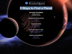 5 Ways to Find a Planet